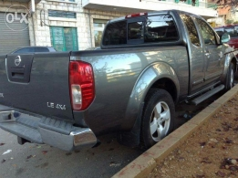Nissan Frontier 2005 Gray Automatic 4*4