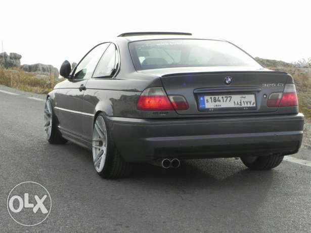 For sale bmw e46 rear bumper m3 without diffuser المتن -  2