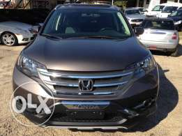 Honda CRV year 2012 ExL AWD full option vary clean