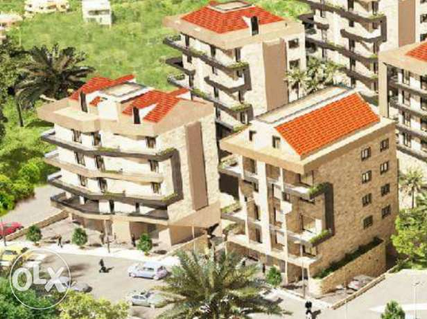 Apartement for sale in Tilal Ain Saadeh. Naddaf constriuction جديدة -  1