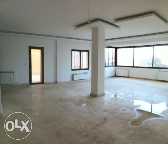 Apartment with terrace for sale in Ain Saade SKY571