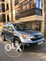 "Honda CR-V 2008 Full Options 4WD "" Super Ndif """
