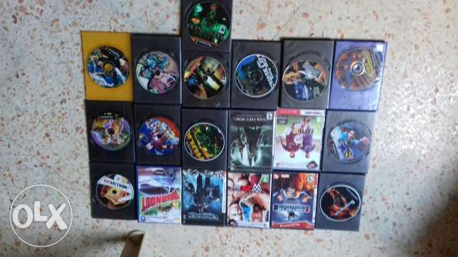 Ps2 cds in very good condition
