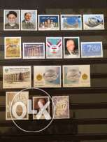 Complete year 2016 MNH Lebanon stamps