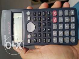 calculator casio fx_95MS
