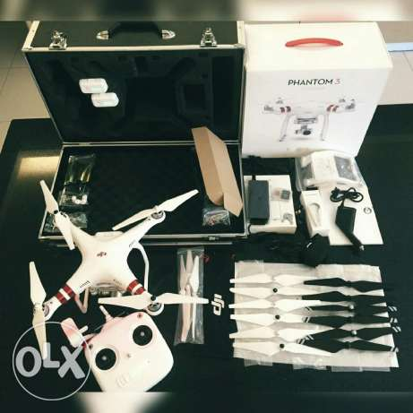 Phantom 3 for sale or trade on DSLR nikon camera