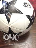 new soccer ball