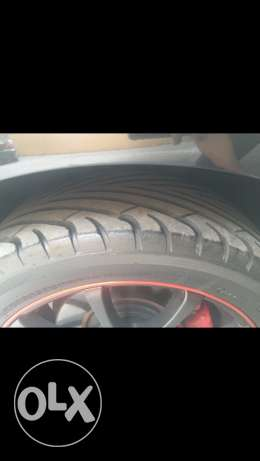 "18"" rims with wheels بعبدا -  3"