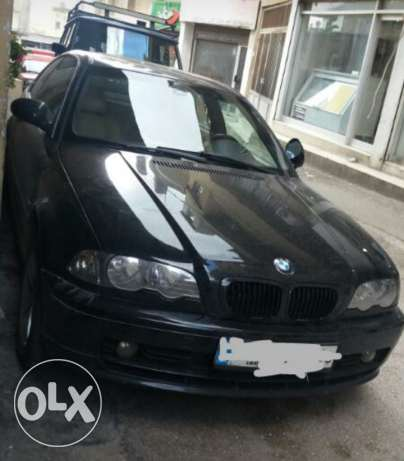 Bmw 328 black full options for sale
