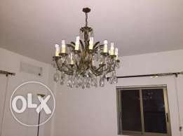 Nice antique chandelier