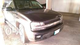 Chevrolet trail blazer 7 seats