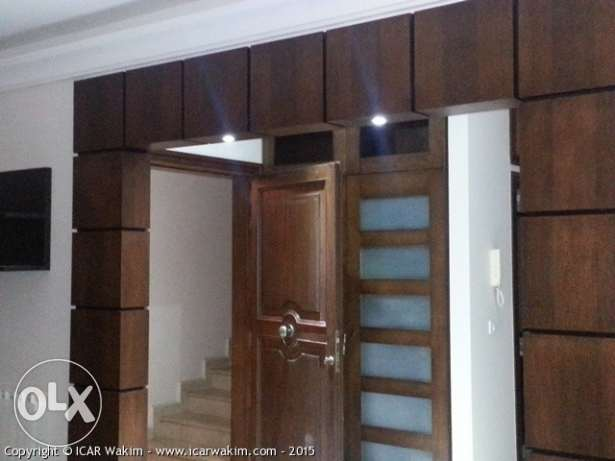Furnished Apartment For Rent In Ain Saadeh with sea view