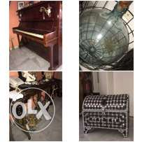 Vintage Antique Deco - ask for prices