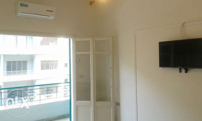 A Bed In a room for rent in ain el remmaneh for girls only