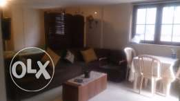 Furnished Studio for Rent in Mountain Nature, near Dhour Chweir
