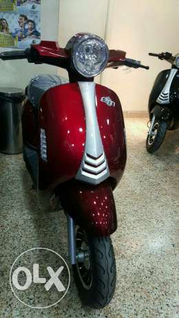 Electric scooter 3000watts italy brand