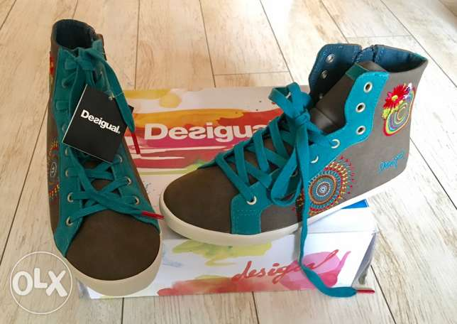 Desigual shoes - sneakers