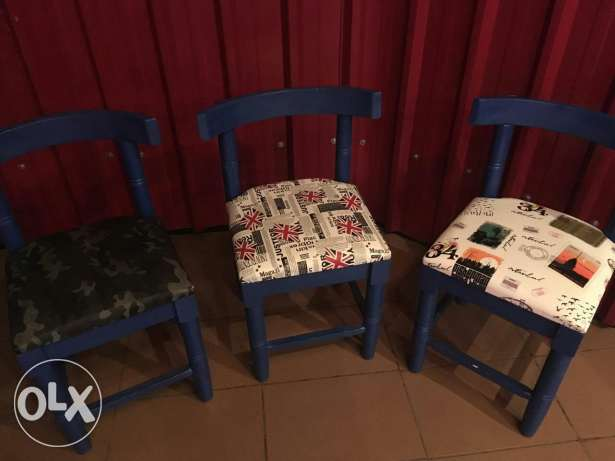 12 chair at 300$