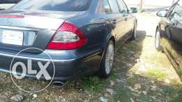 Mercedes-Benz E-class very clean car full option