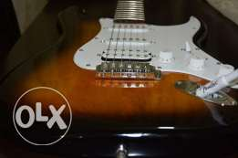 Guitar and amplifier for sale