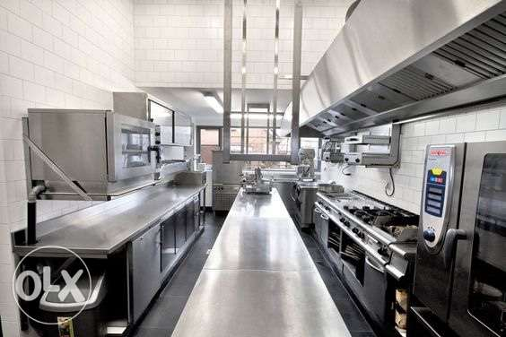 commercial kitchen fully equipped Hazmieh and dbayeh for rent