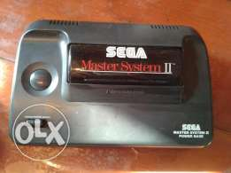 sega master system 2 console only untested