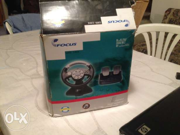 cfocus racing wheel جبيل -  4
