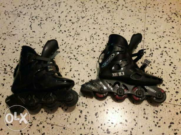 patin / rollers