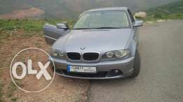 BMW 318ci europ good condition model 2005 fat7a coupe