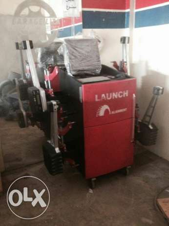 Wheel alignment for sale totally new