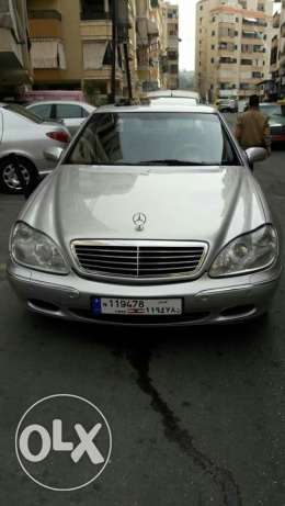 For sale mercedes s320