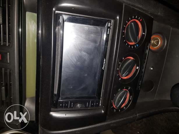 pioneer touch screen dvd aux usb