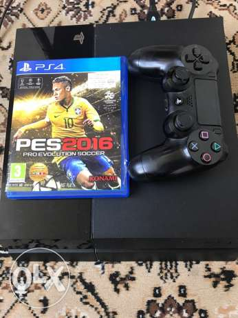 ps4 500 gb like new for sale