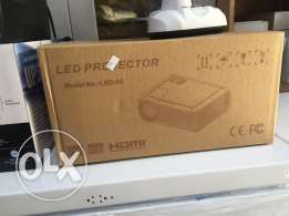 projector led-66 high quality (new in box)