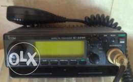 ICOM 229H VHF base station 50W output