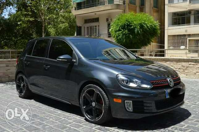 Golf 6 GTI Model 2010, like NEW