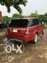 range rover for sale 2008