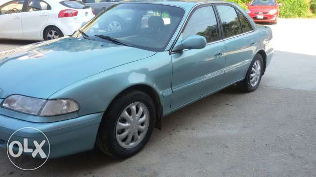 Hyundai sonata 95 full options ankad