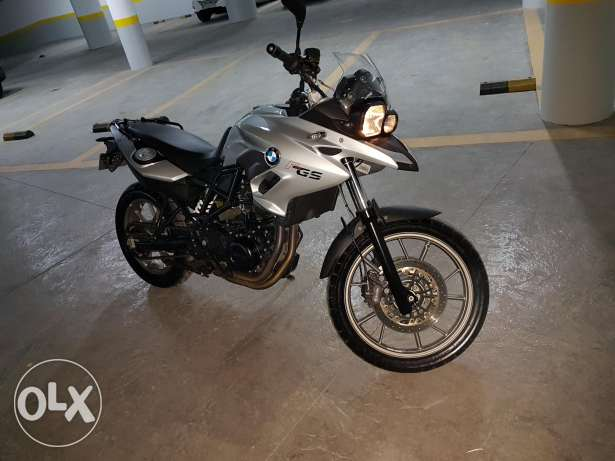 BMW GS 700 brand new model 2013 for sale only 3115 Km