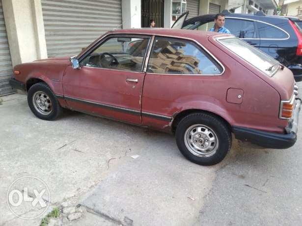 Honda Accord 1981 automatic