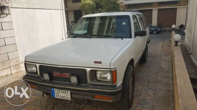 1994 GMC Jimmy for sale