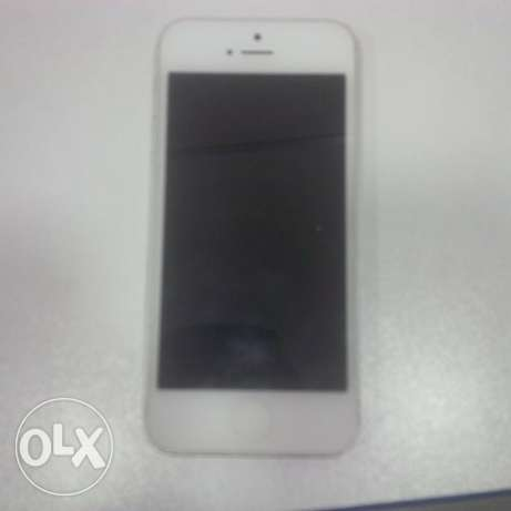 Iphone 5 16gb راس  بيروت -  1
