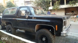 Fully renovated Blazer 1979 for Sale Automatic & Lifted