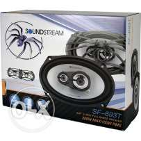Speakers soundstream mech pioneer