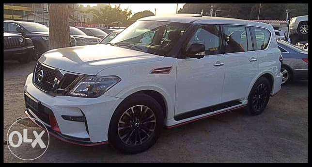 Nissan Patrol LE 2010 Nismo Edition Top of the Line!