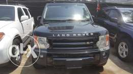 Lr3 2005 black black like new
