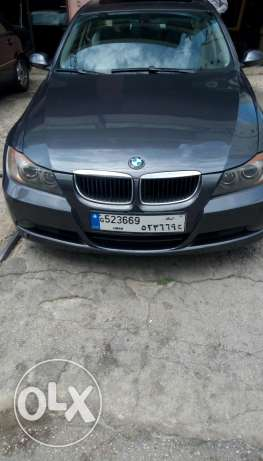 Bmw 325 i model 2006 full option 03/843812