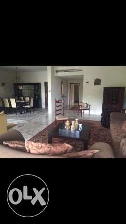 Furnished apartment for rent in Baabda Rihanieh