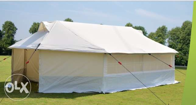 Tent 23m2 suitable for Camping