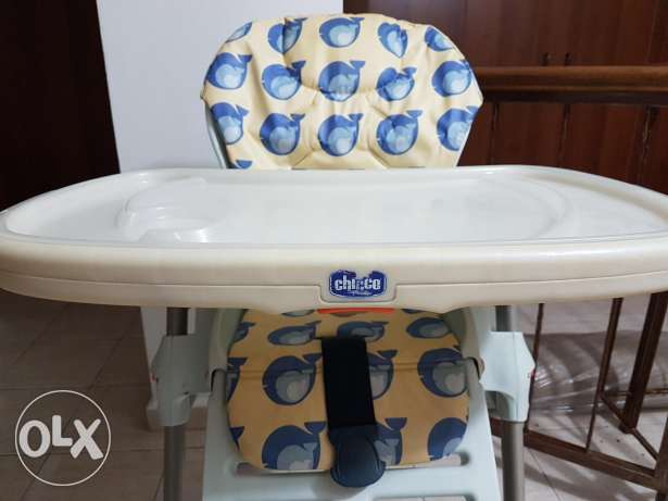 Baby Relax Polly Highchair- Chicco make